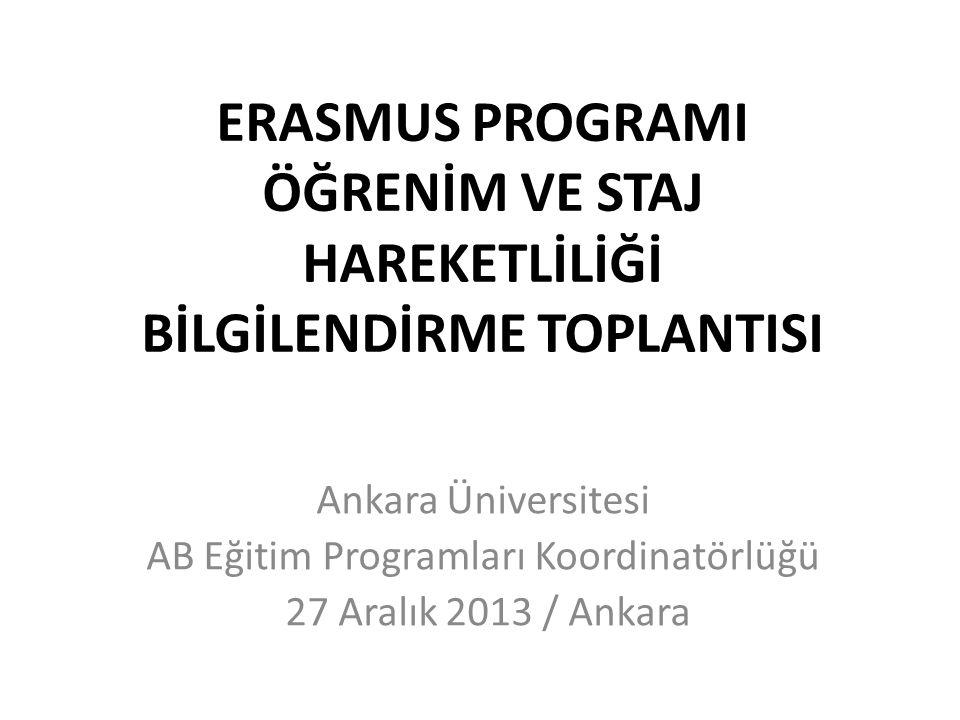 AB Eğitim Programları Koordinatörlüğü