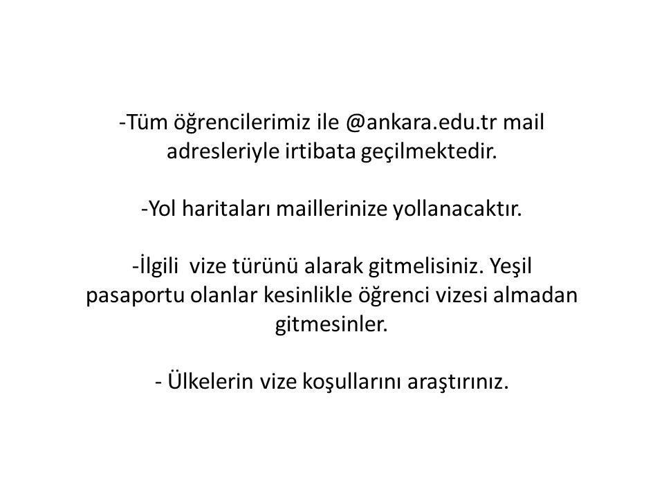 -Tüm öğrencilerimiz ile @ankara. edu