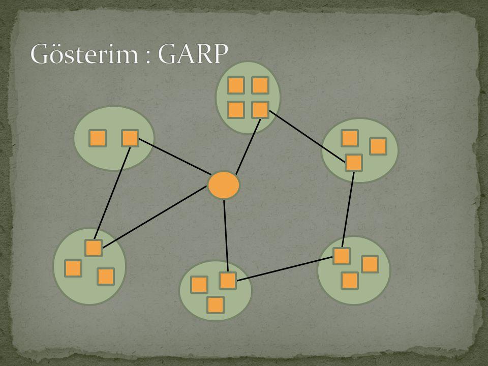Gösterim : GARP