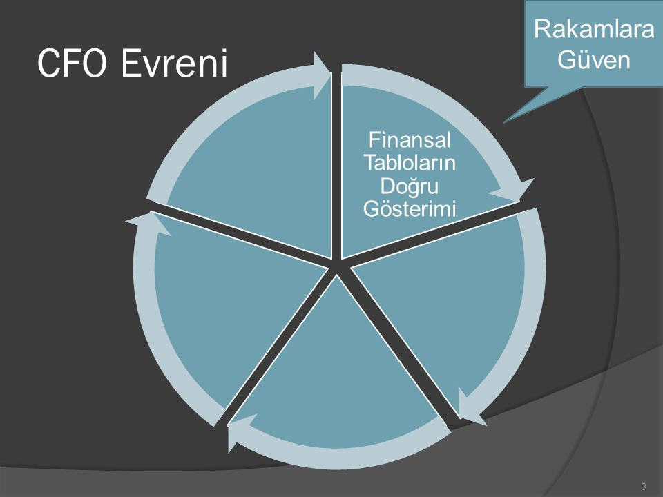 Finansal Tabloların Doğru Gösterimi
