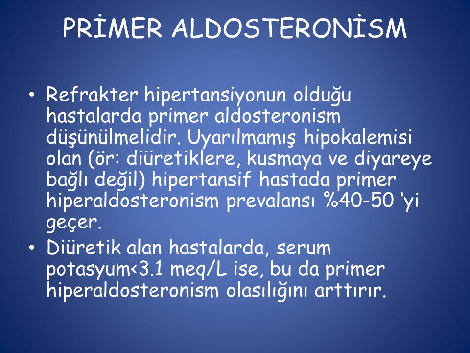 PRİMER ALDOSTERONİSM
