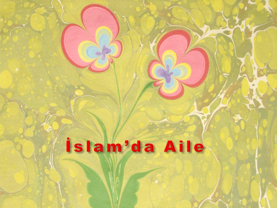 İslam'da Aile