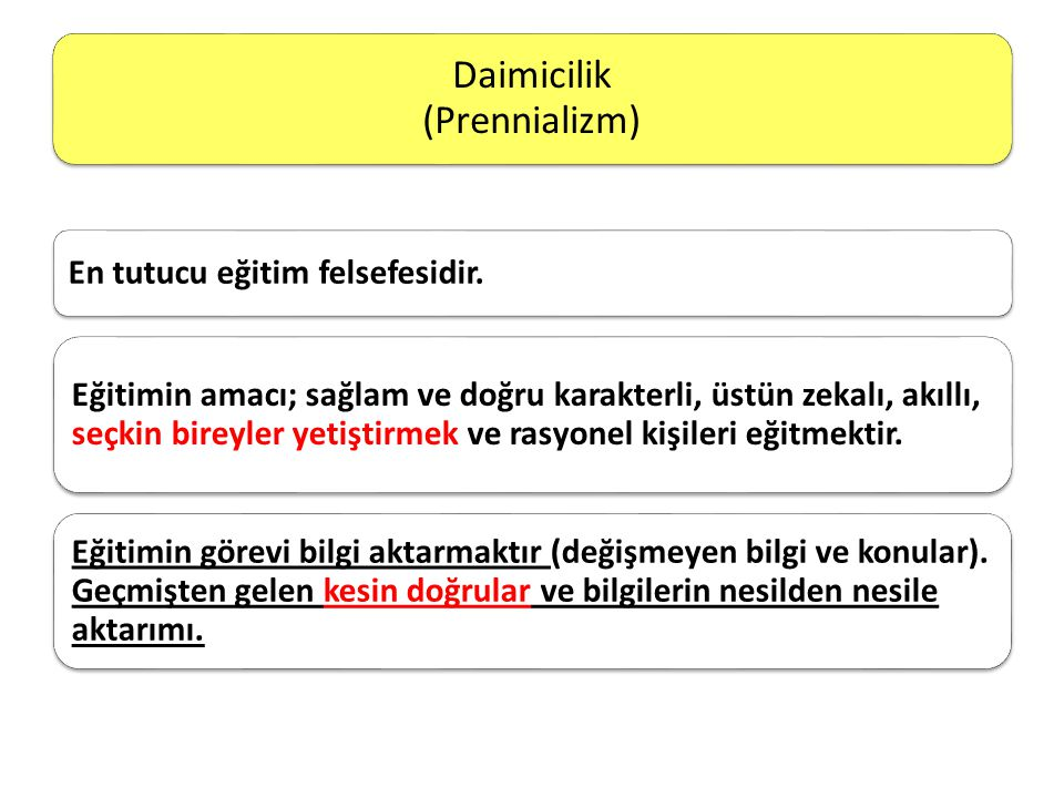 Daimicilik (Prennializm)