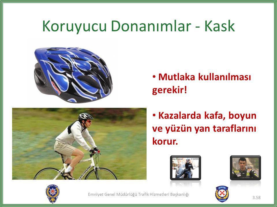 Koruyucu Donanımlar - Kask