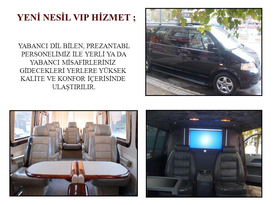 YENİ NESİL VIP HİZMET ; YABANCI DİL BİLEN, PREZANTABL