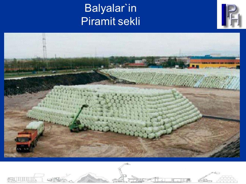 Balyalar`in Piramit sekli