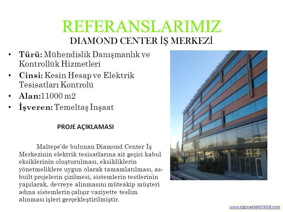 DIAMOND CENTER İŞ MERKEZİ