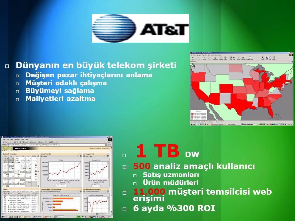 Dünyanın en büyük telekom şirketi