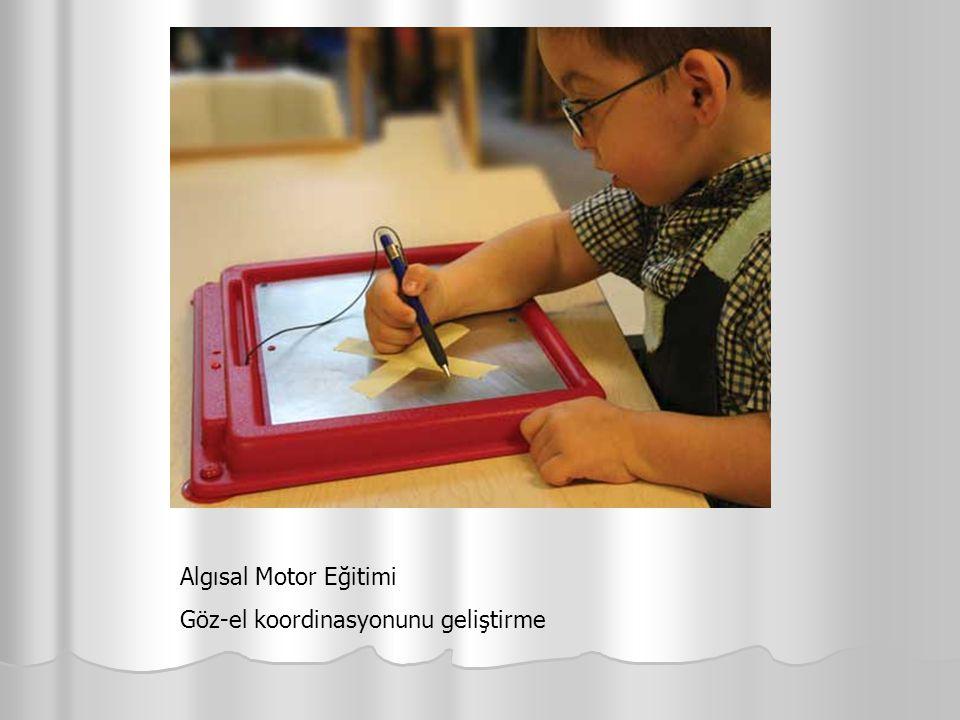 Algısal Motor Eğitimi Göz-el koordinasyonunu geliştirme