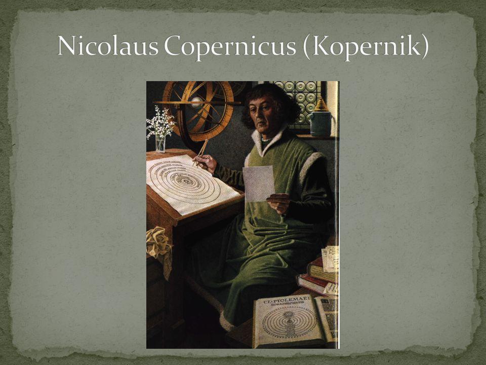 Nicolaus Copernicus (Kopernik)
