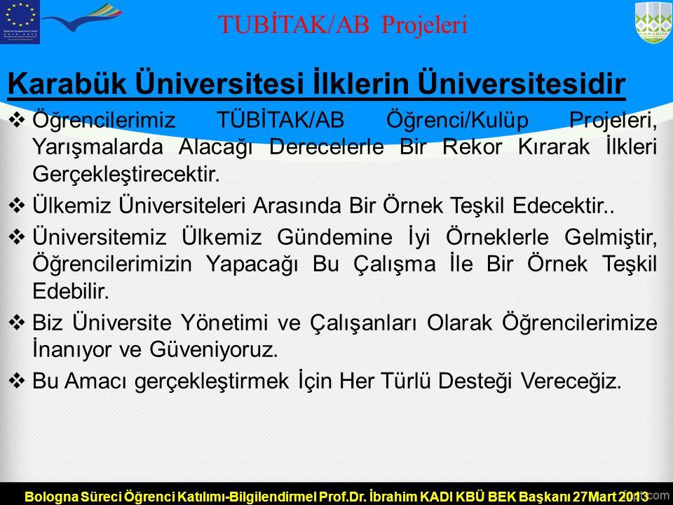 Karabük Üniversitesi İlklerin Üniversitesidir