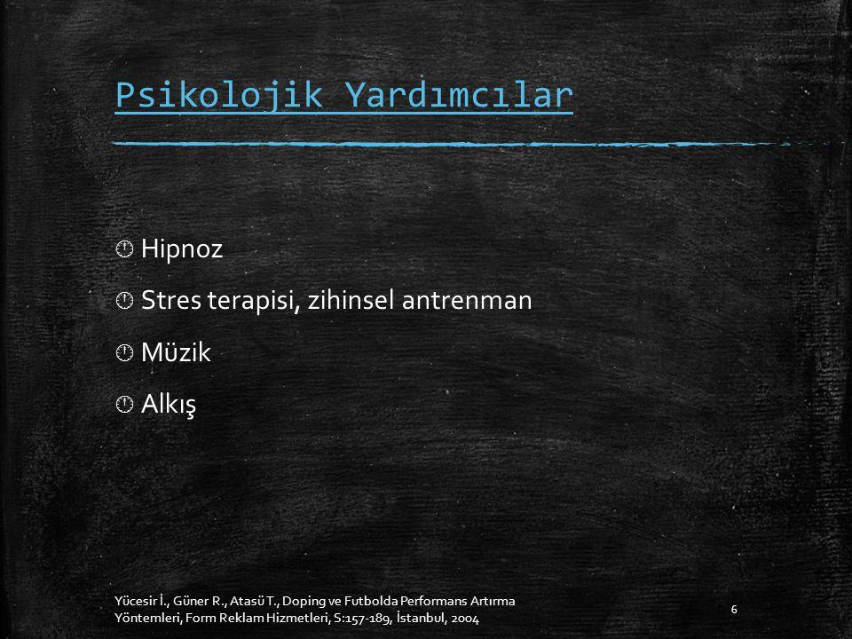 Psikolojik Yardımcılar