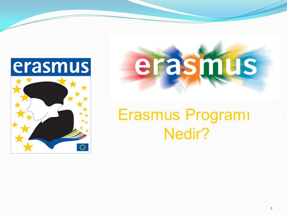 Erasmus Programı Nedir 2