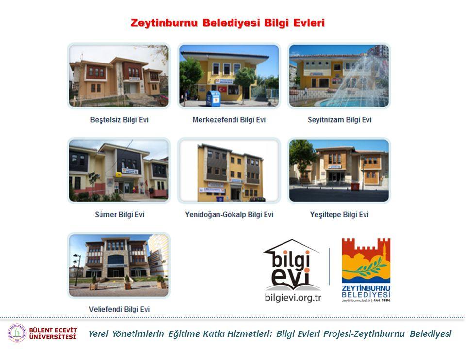 Zeytinburnu Belediyesi Bilgi Evleri