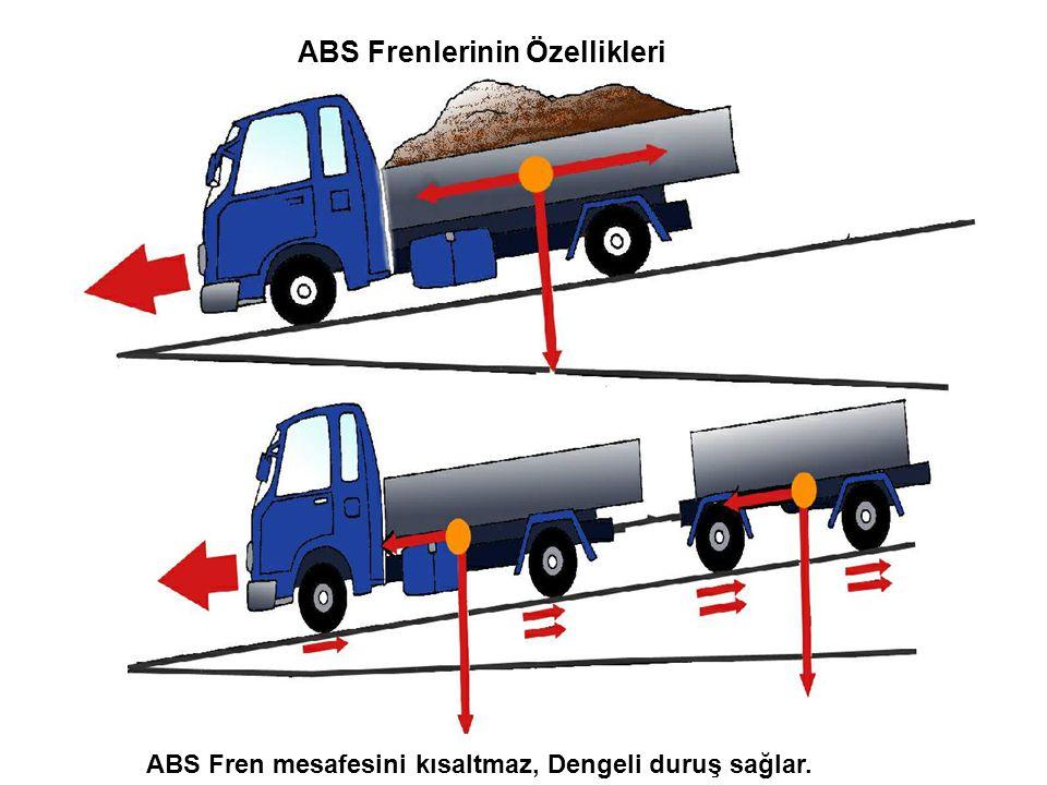 ABS Frenlerinin Özellikleri