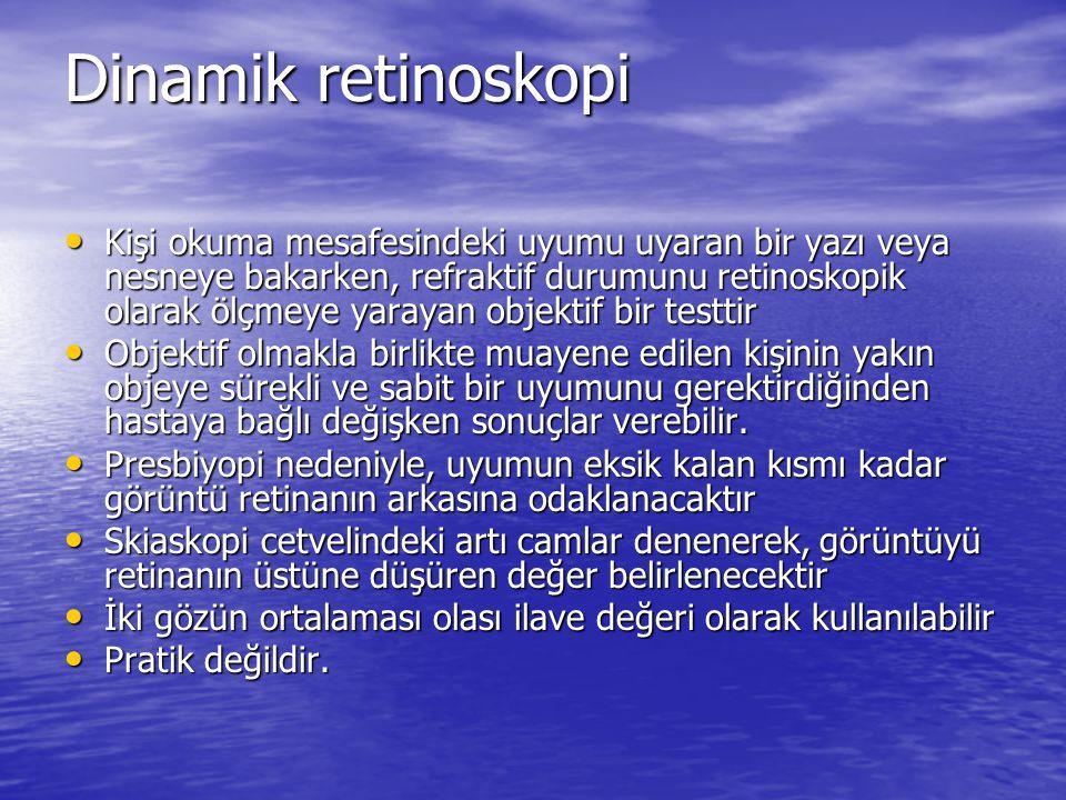 Dinamik retinoskopi