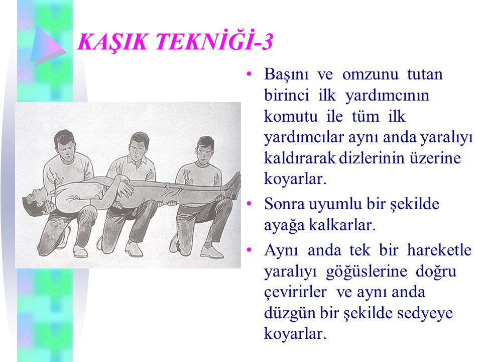 KAŞIK TEKNİĞİ-3