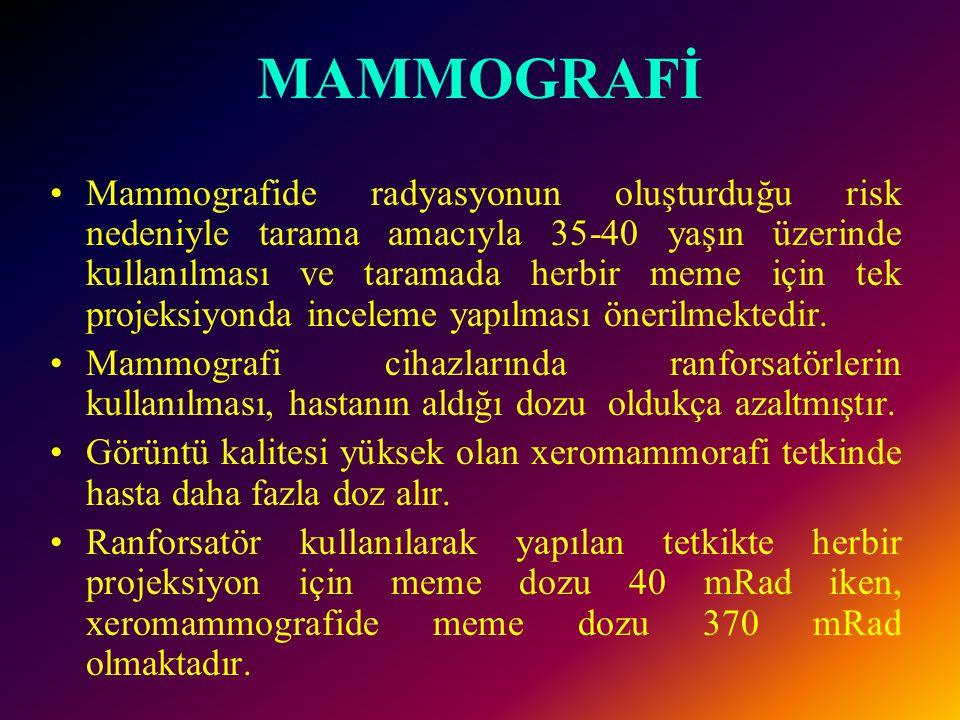 MAMMOGRAFİ