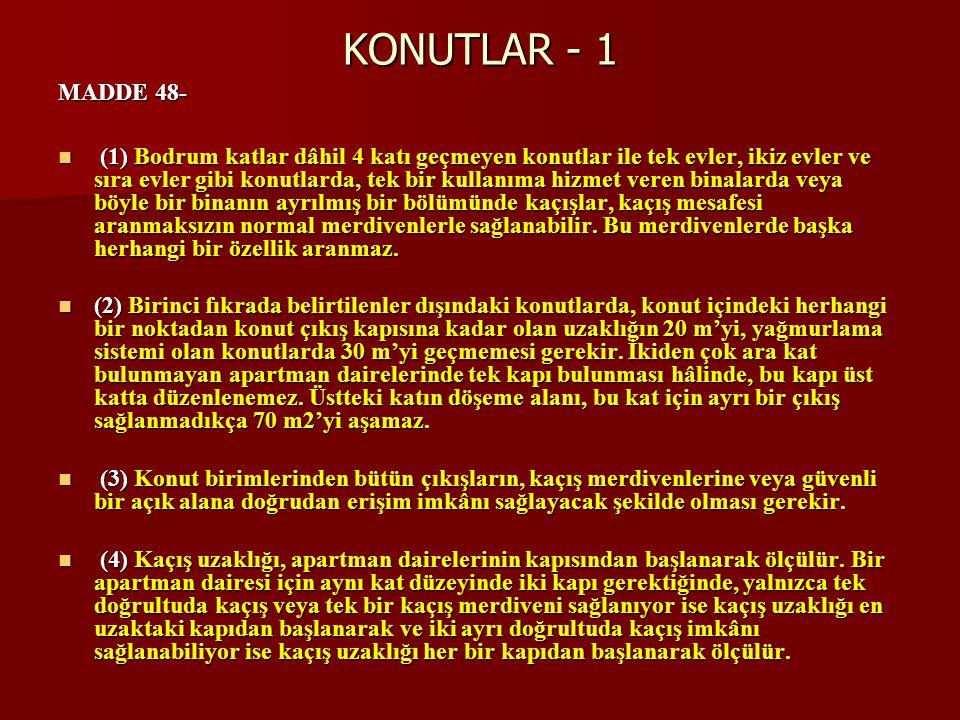 KONUTLAR - 1 MADDE 48-