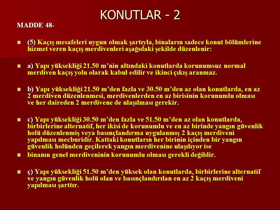 KONUTLAR - 2 MADDE 48-