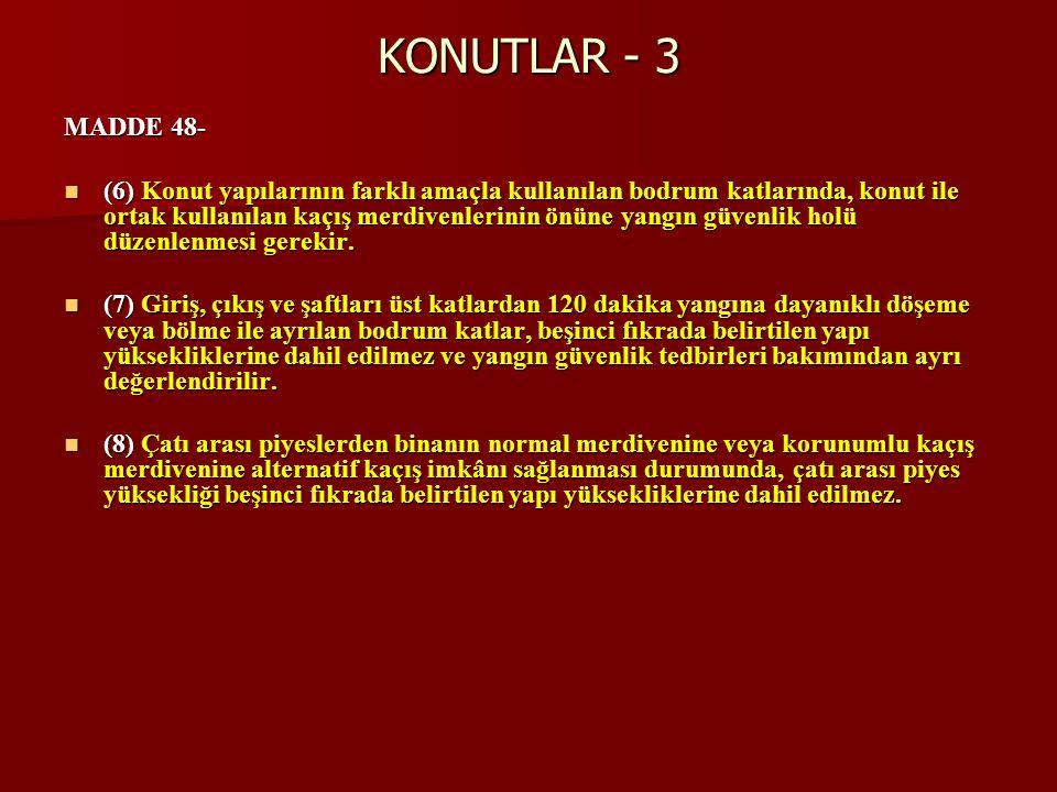 KONUTLAR - 3 MADDE 48-