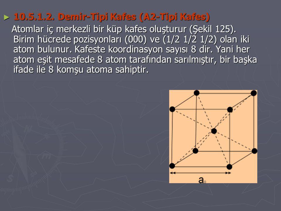 10.5.1.2. Demir-Tipi Kafes (A2-Tipi Kafes)