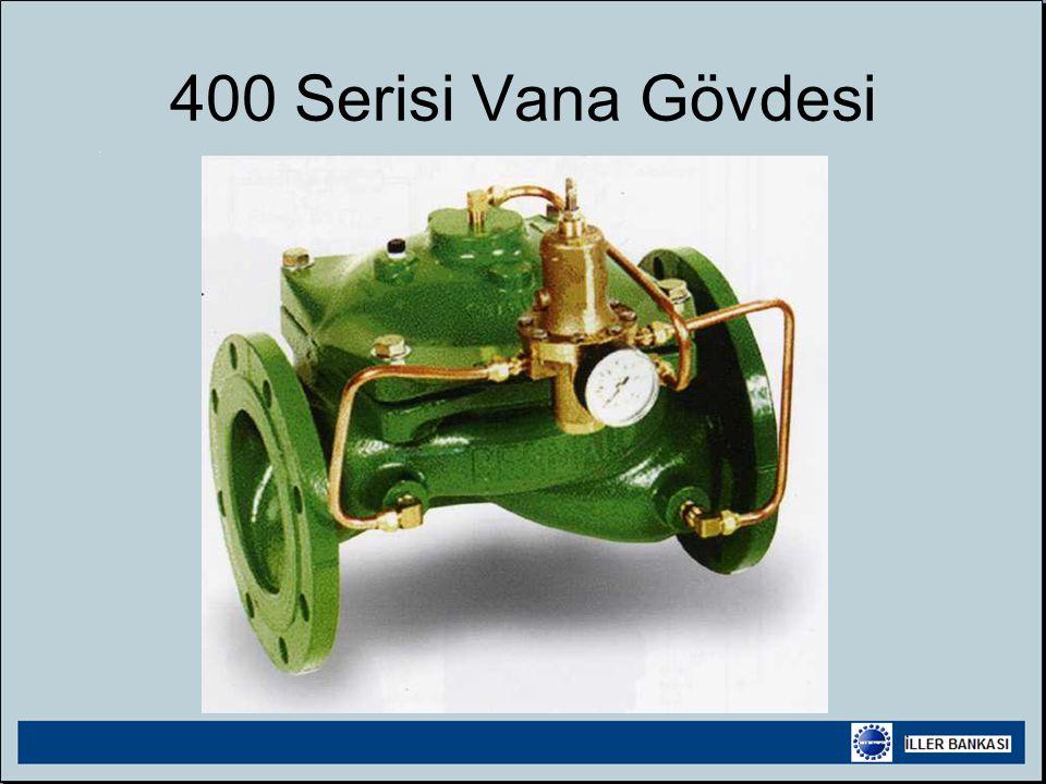 400 Serisi Vana Gövdesi