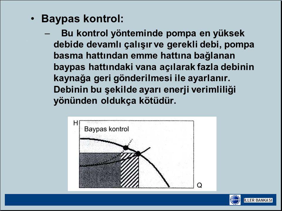 Baypas kontrol: