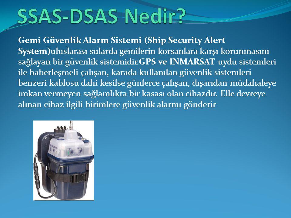 SSAS-DSAS Nedir