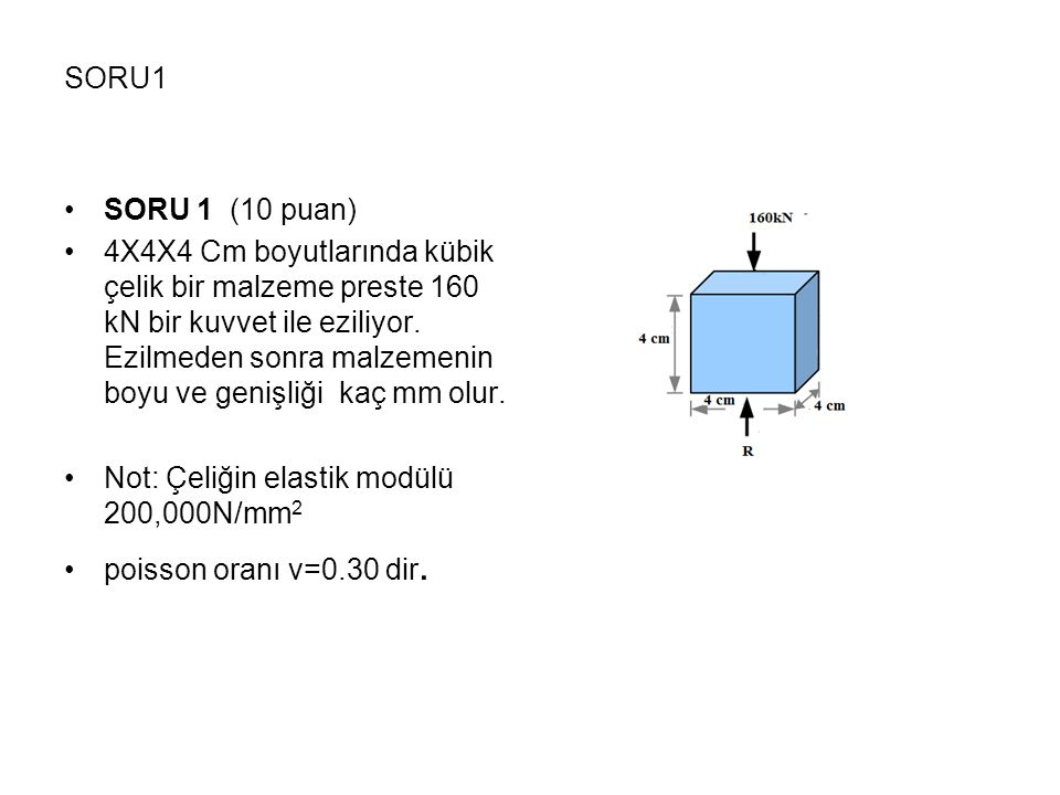 SORU1 SORU 1 (10 puan)