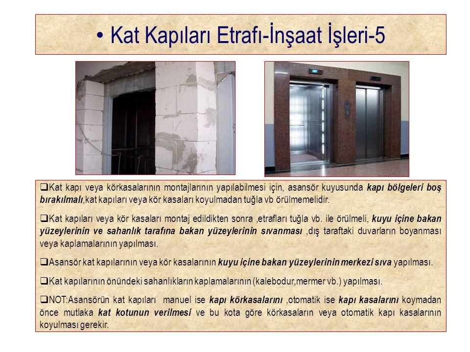Kat Kapıları Etrafı-İnşaat İşleri-5