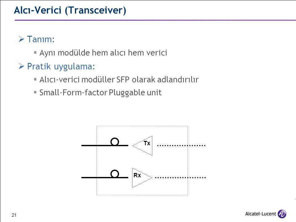 Alcı-Verici (Transceiver)