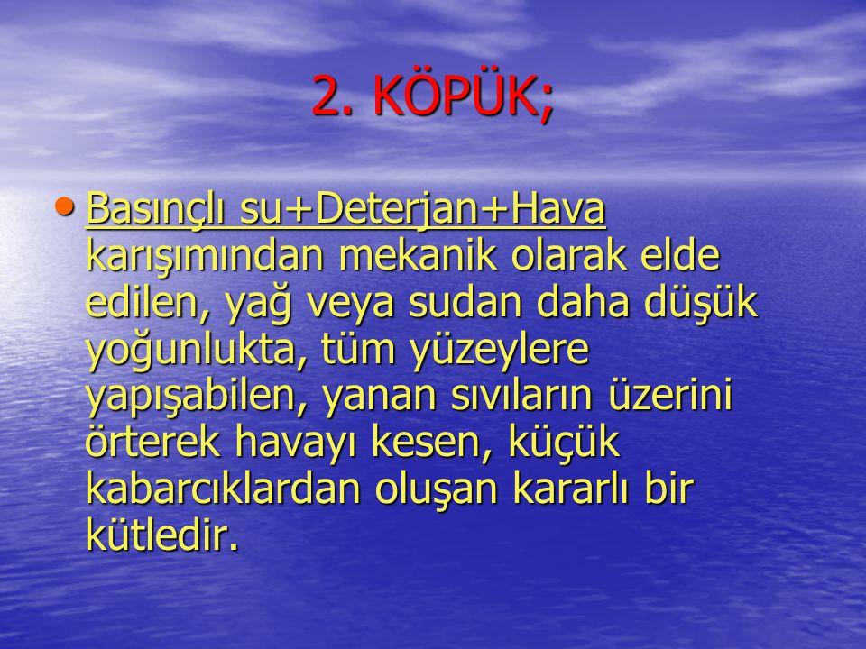 2. KÖPÜK;
