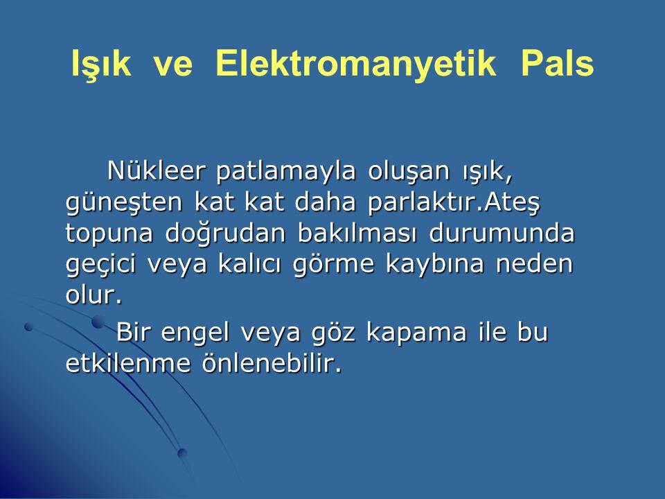 Işık ve Elektromanyetik Pals