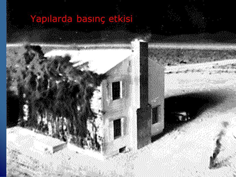 Yapılarda basınç etkisi