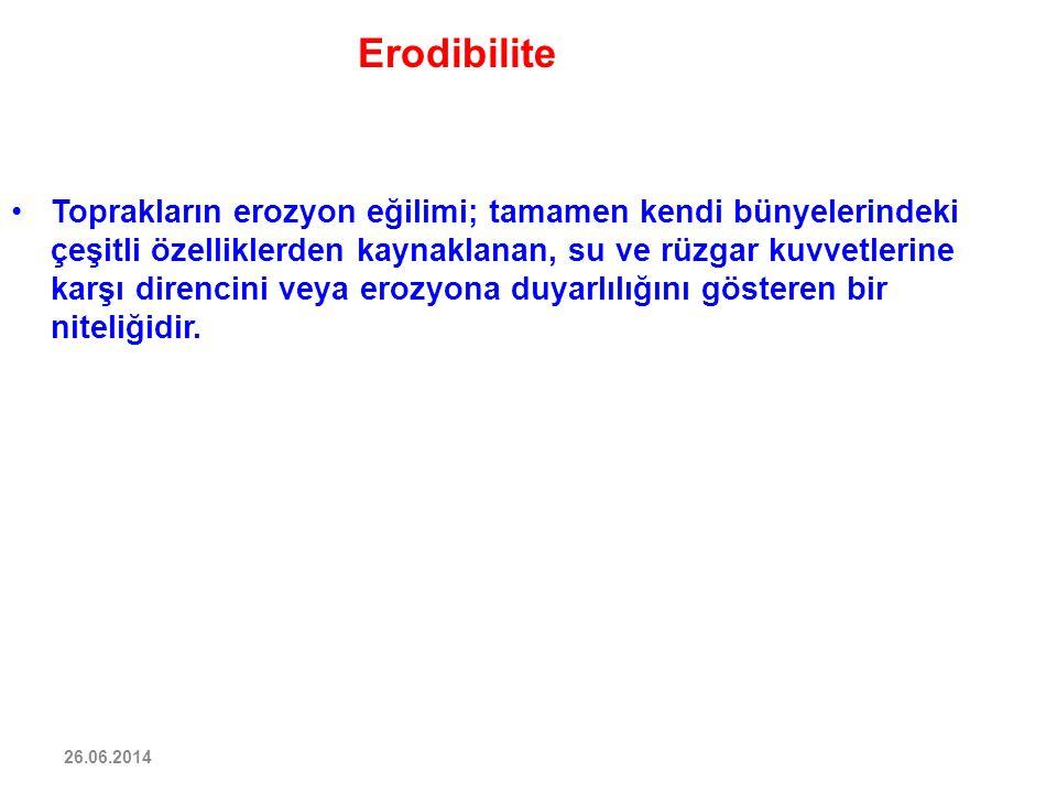 Erodibilite