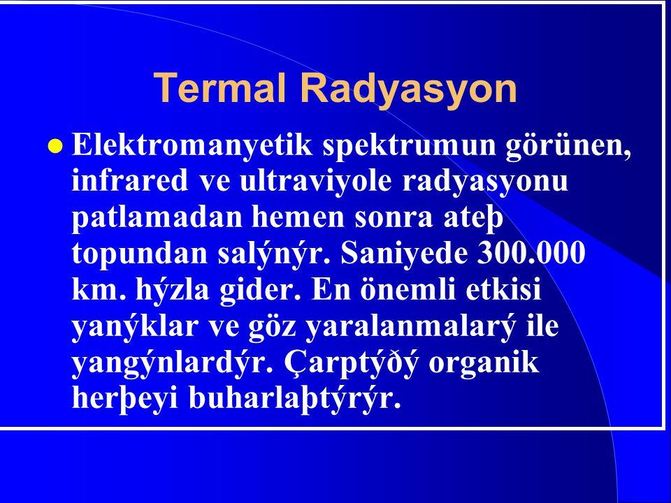 Termal Radyasyon