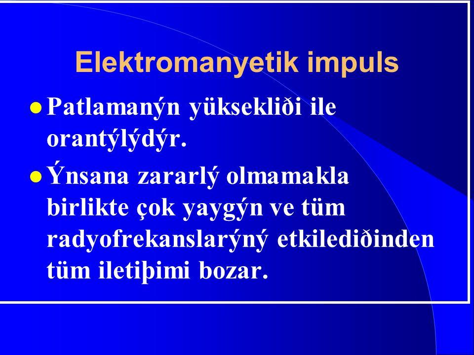 Elektromanyetik impuls