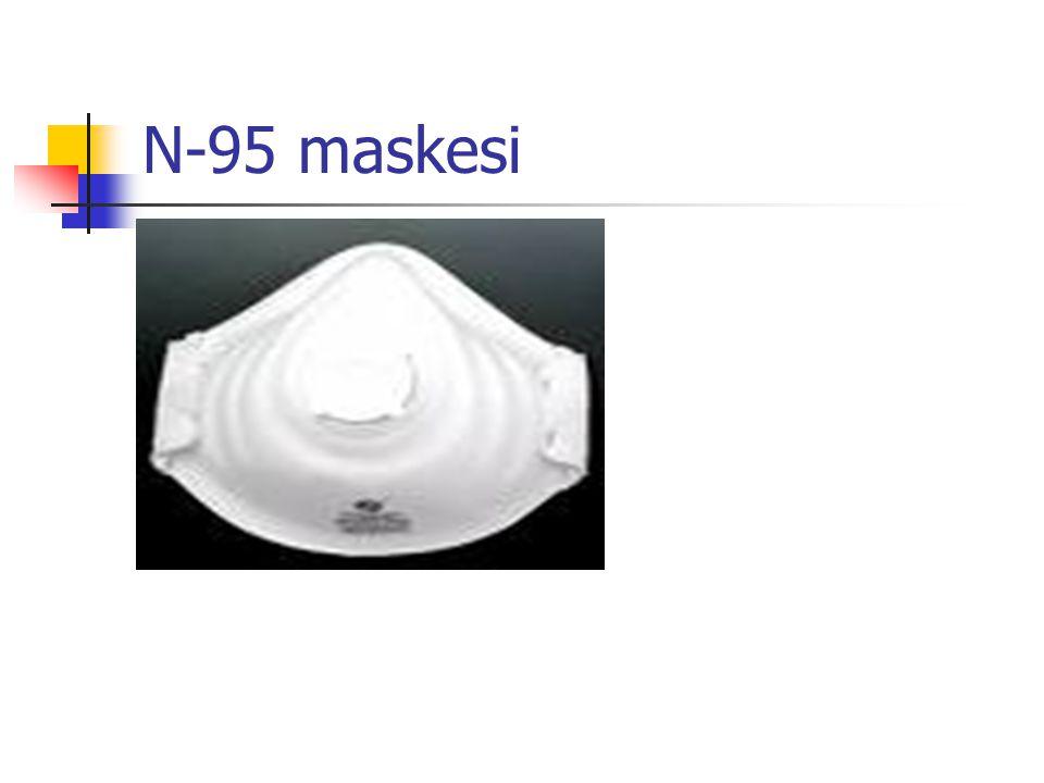 N-95 maskesi