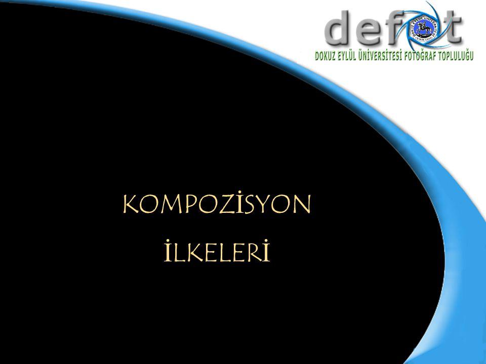 KOMPOZİSYON İLKELERİ