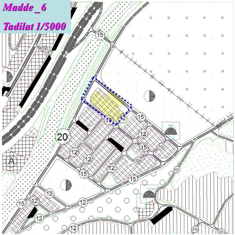 Madde _6 Tadilat 1/5000 Madde _10