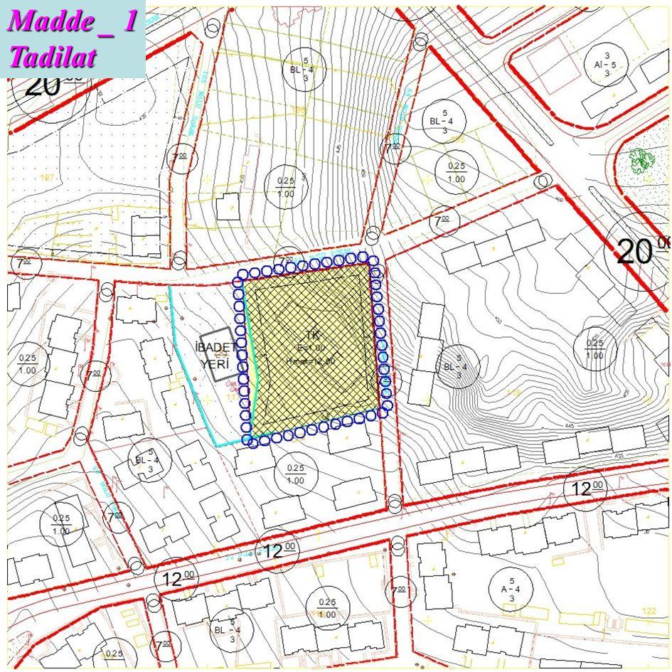 Madde _ 1 Tadilat
