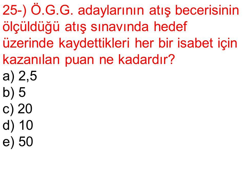 25-) Ö.G.G.