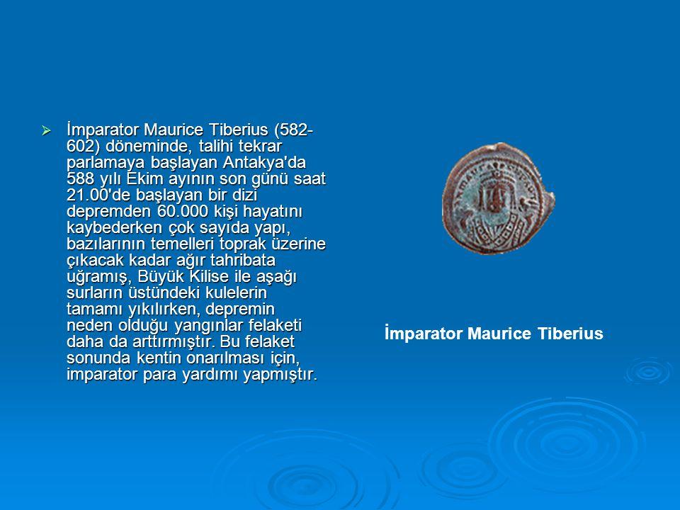 İmparator Maurice Tiberius