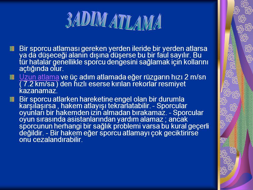 3ADIM ATLAMA
