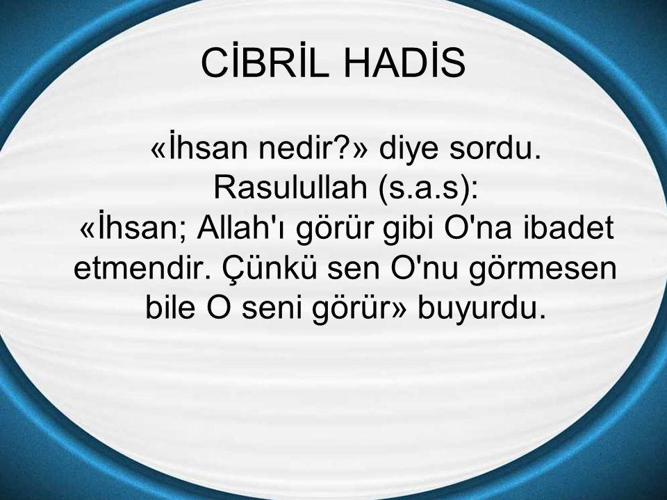 CİBRİL HADİS