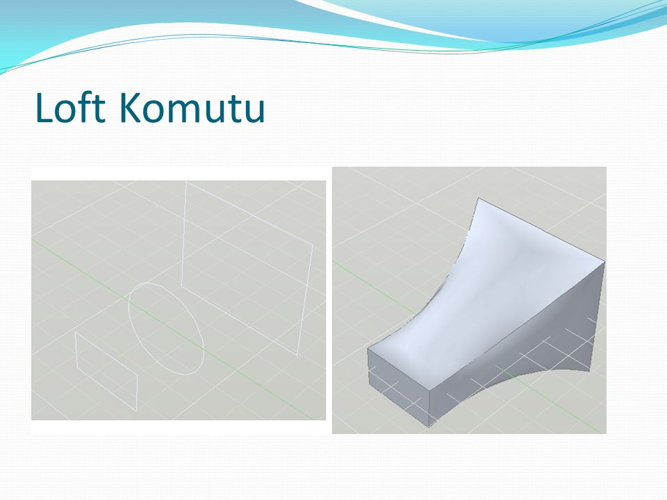 Loft Komutu