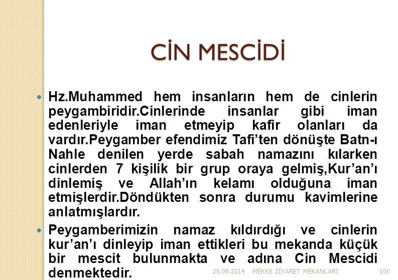 CİN MESCİDİ