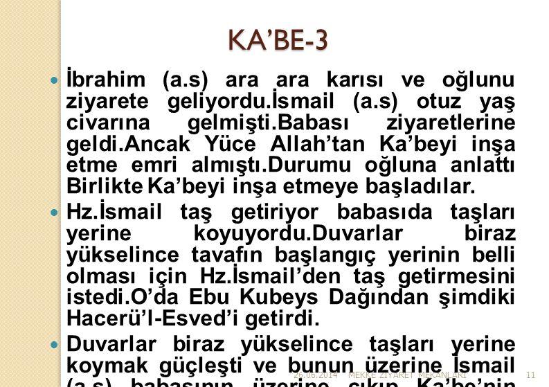 KA'BE-3