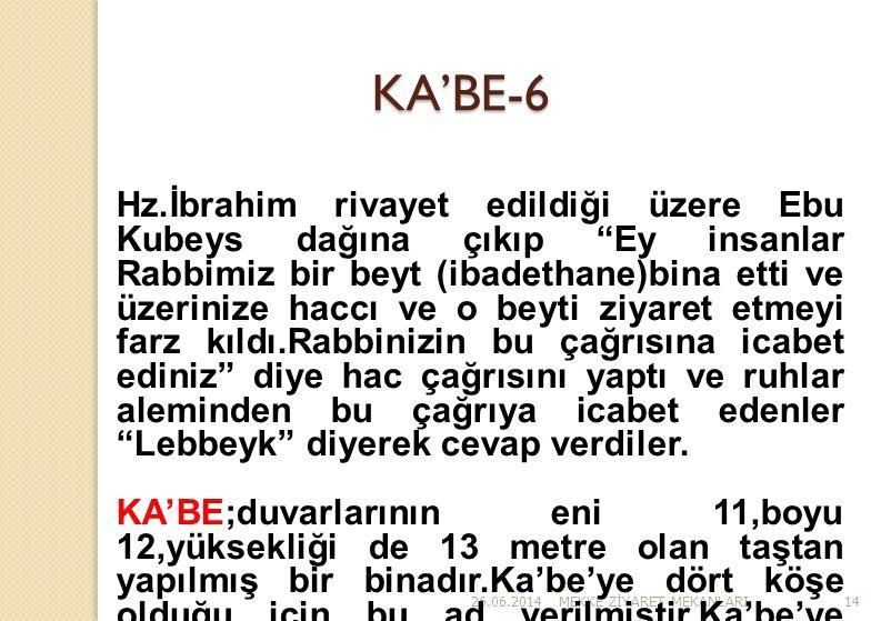 KA'BE-6